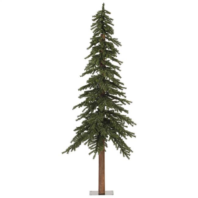 "8' x 50"" Natural Alpine Tree 1221T"
