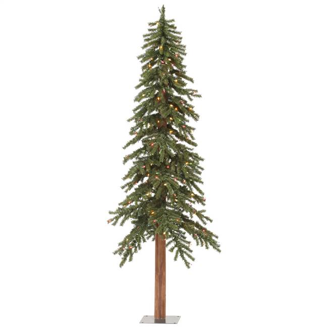 "8' x 50"" Natural Alpine Tree 1221T 400MU"