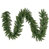 "9' x 16"" Camdon Fir Garland 280 Tips"