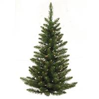 "5' x 30"" Camdon Fir Wall Tree 513T"