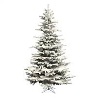 "14' X 90"" Flocked Sierra Fir 4732T"