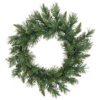 "18"" Imperial Pine Wreath 65 tips Pk/2"