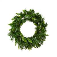 "24"" Imperial Pine Wreath 100T"