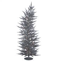 "5' x 24"" Silver Laser Tree Dural 100CL"
