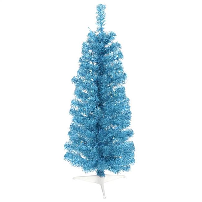 "2' x 11"" Sky Blue Pencil Tree Dural 35BL"