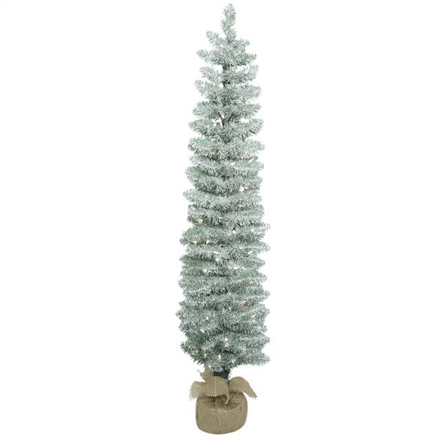 "4' x 11"" Frosted Pole Pine Dura-Lit 70CL"