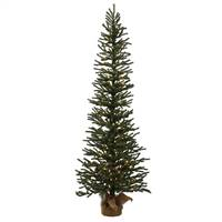 "5' x 24"" Mini Tree Dural LED 150WmWht"