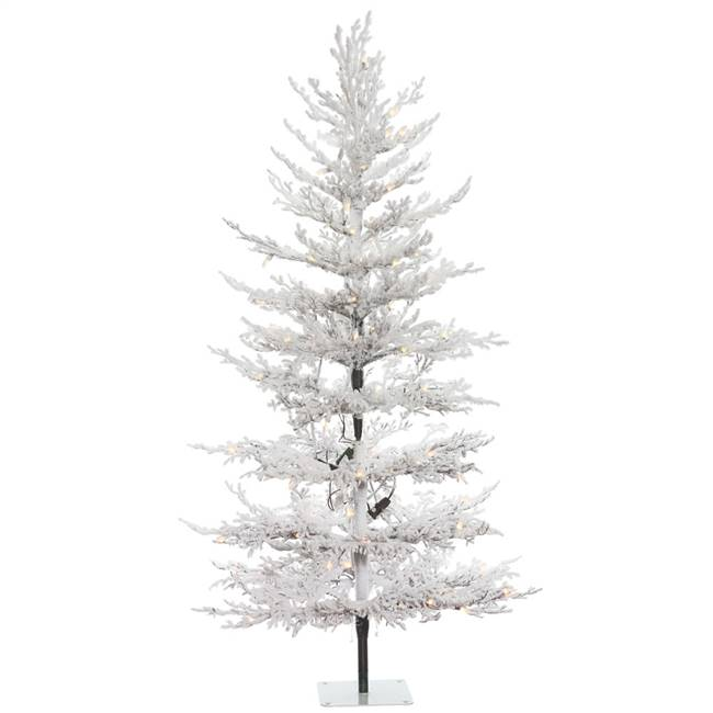 "5' x 32"" Flkd Winter Twig Dura-Lit 100WW"