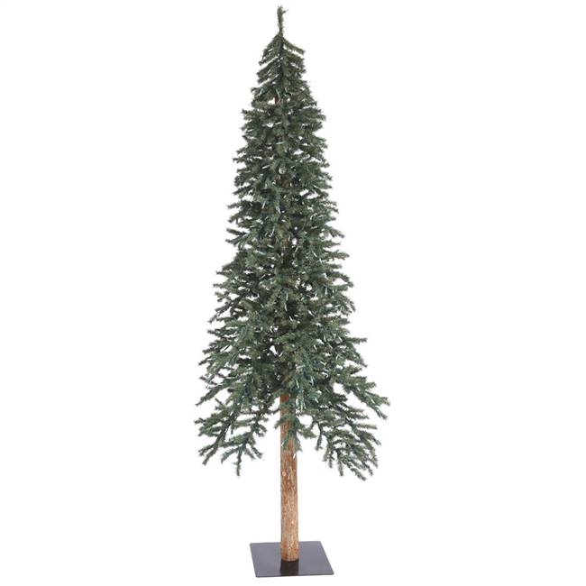 "9' x 56"" Natural Bark Alpine Tree 1545T"