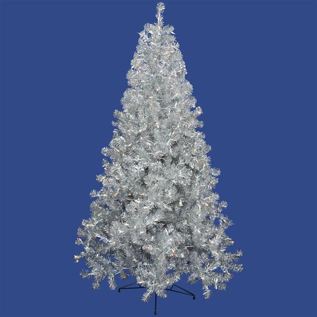 "4' x 31"" Silver Tree Dural LED 150WmWht"