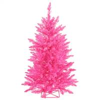 "2' x 23"" Hot Pink Tree Dural 35Pink 115T"