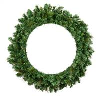 "30"" Mixed Brussels Pine Wreath 165T"