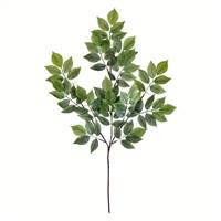 "25"" Green Leaf Spray Pk/6"