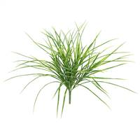 "20"" Plastic Grass Bush"