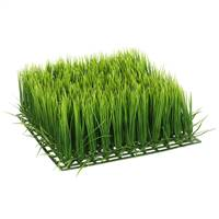 "11""x11"" Grass Matt (4.5"" High)-Green"