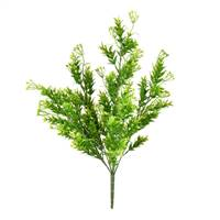 "20"" Green Spirea Bush UV"