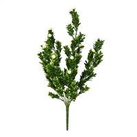 "19"" White Small Rambling Bush UV"