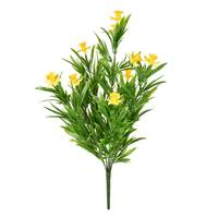 "19.5"" Mini Daffodil Bush UV"