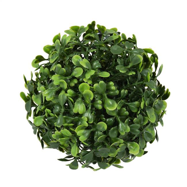 "5"" Mini Button Leaf Ball UVProtect 4/Bag"