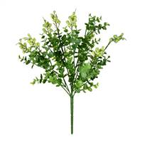 "14.5"" Light Green Money Leaf Bush Pk/2"