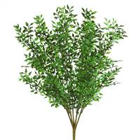 "20"" Green Mini Smilax Bush"