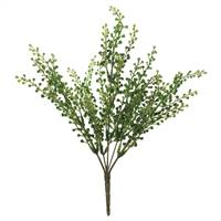 "12.5"" Green Eucalyptus Bush Spray"