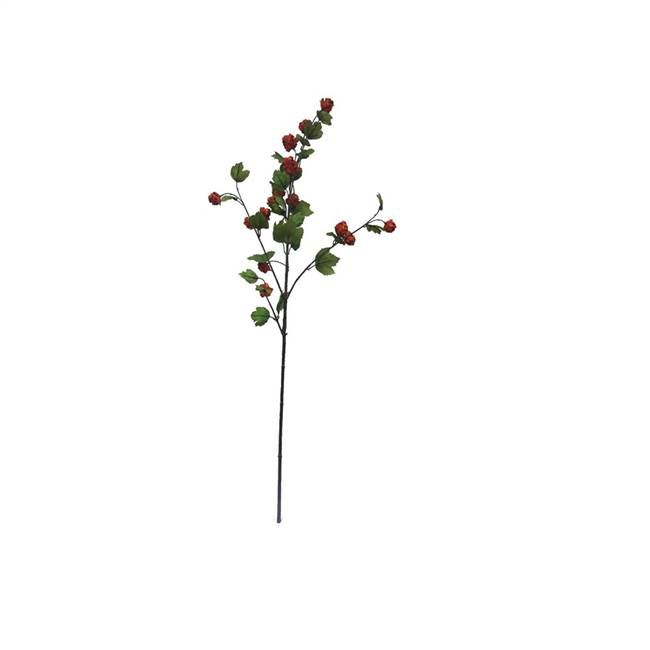 "39"" Orange Hop Branch (2/Pk)"