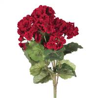 "18"" Geranium Bush-Red"