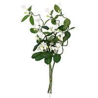 "25"" White Stephanotis Vine Spray Pk/6"