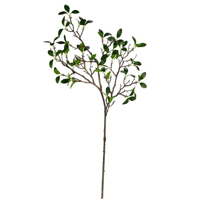 "38.5"" Green Bonsai Branch Pk/2"