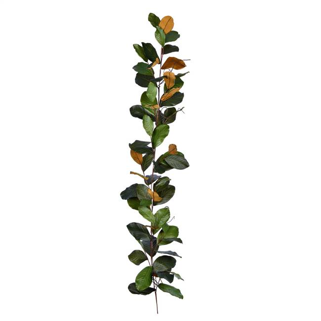 6' Green Magnolia Garland