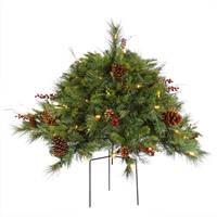 "2' X 36"" Cibola Berry Bush LED100WmWht"