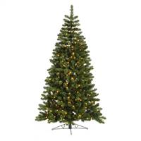 "9.5' x 62"" Grand Teton Half Tree 450CL"