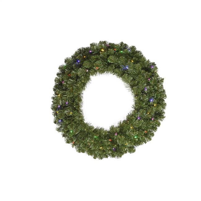 "48"" Grand Teton Wreath 420T 200MuLED"