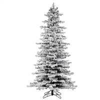 "14' x 74"" Flocked Tilden Spruce 8164T"