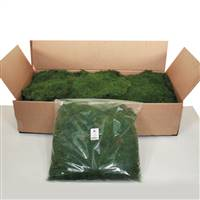 Green Moss Sheet - 6.6 lbs/Box