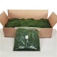 Green Moss Sheet - 1.1 lb/Bag