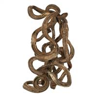 Natural Coiled Vine - 1 pc