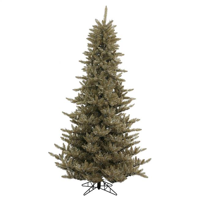 "5.5'x42"" Antique Champagne Fir Tree 794T"