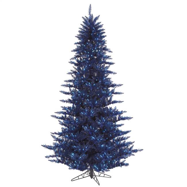 "4.5'x34"" Navy Blue Fir DL 250BL 525T"