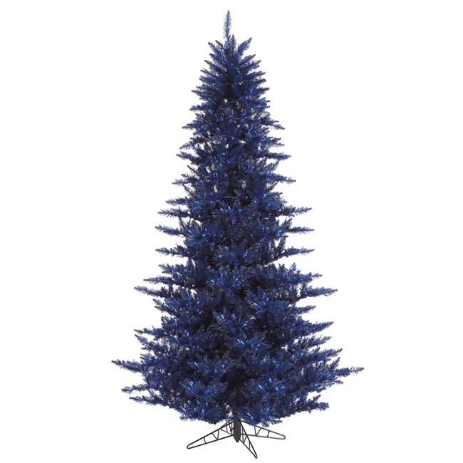 "5.5'x42"" Navy Blue Fir Tree 794T"