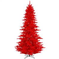"9'x64"" Red Fir Tree 2326T"