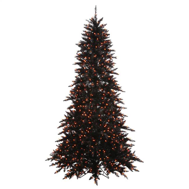 "4.5'x34"" Black Fir DuraL LED 250Org 525T"