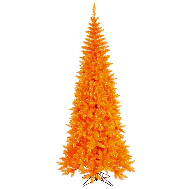 "4.5'x24"" Orange Slim Fir DL 200Org 400T"
