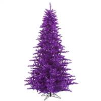 "9'x64"" Purple Fir Tree 2326T"