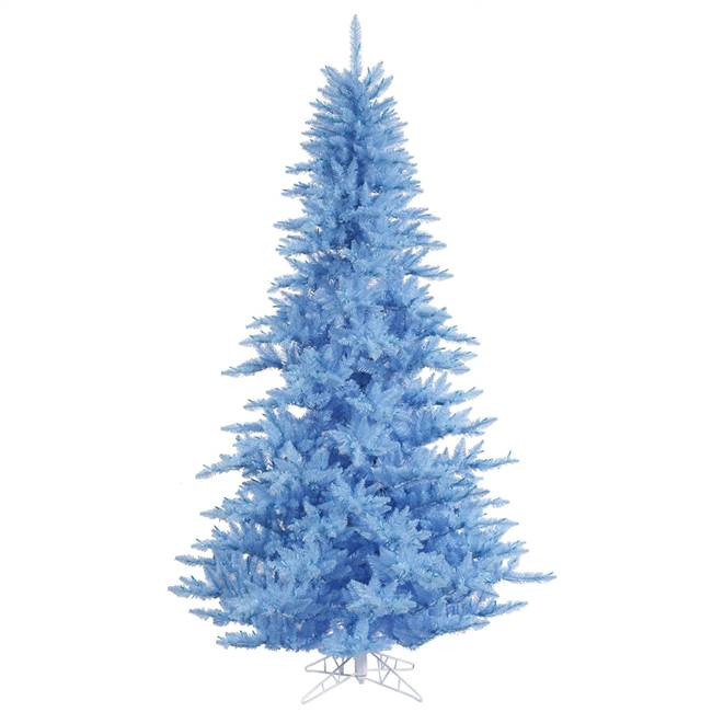 "3'x25"" Sky Blue Fir Tree 234T"
