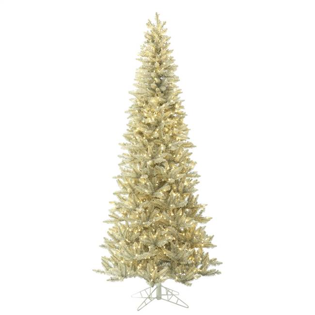 "5.5' x 30"" Platinum Fir DL 500LED WmWht"