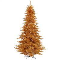 "3'x25"" Copper Fir Tree 234T"