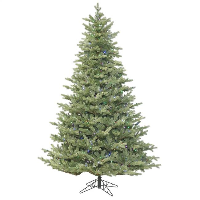 "4.5' x 37"" Princeston Fir  300LED Multi"