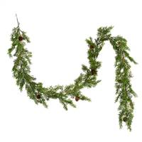 "62"" Green Cypress Garland"
